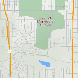 University Of Minnesota Campus Map Pdf Campus Maps