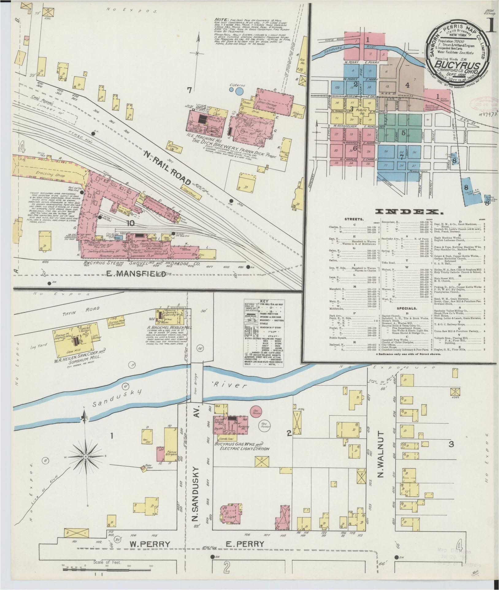 howard ohio map secretmuseum