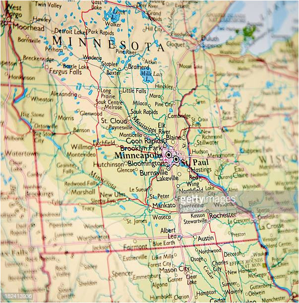 60 top minnesota map pictures photos images getty images