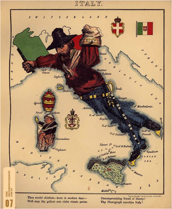 07 illustrative portraits of political geography in europe italy
