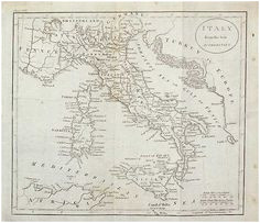 18 best cartouche images map of italy antique maps old maps