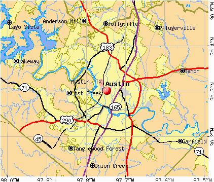 Austin Texas Karte.Austin Texas Maps Google Map To Austin Texas Business Ideas 2013