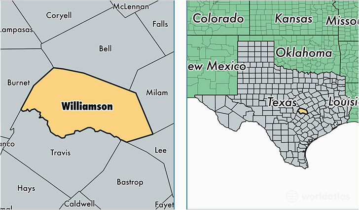 map of williamson county texas business ideas 2013
