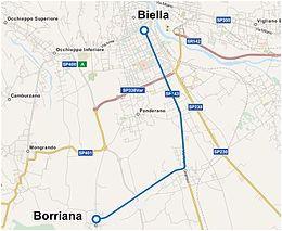 tranvia biella borriana wikipedia