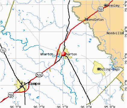 Boling Texas Map Secretmuseum