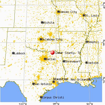 lamar texas map business ideas 2013