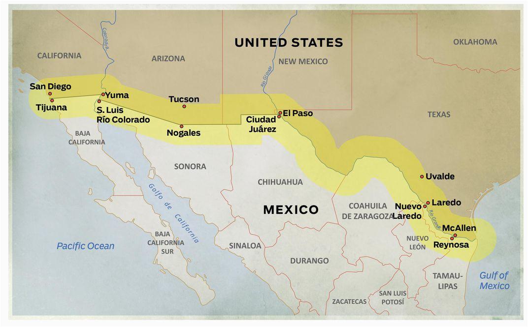 Border Patrol Checkpoints Map Texas Fly Along On A Border