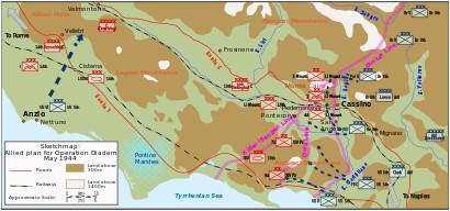 battle of monte cassino revolvy