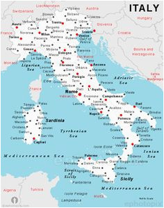 24 best italy map images in 2015 places to visit destinations