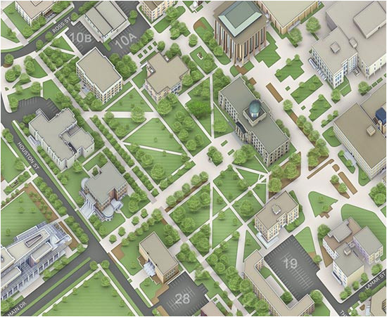 maps texas a m university college station tx