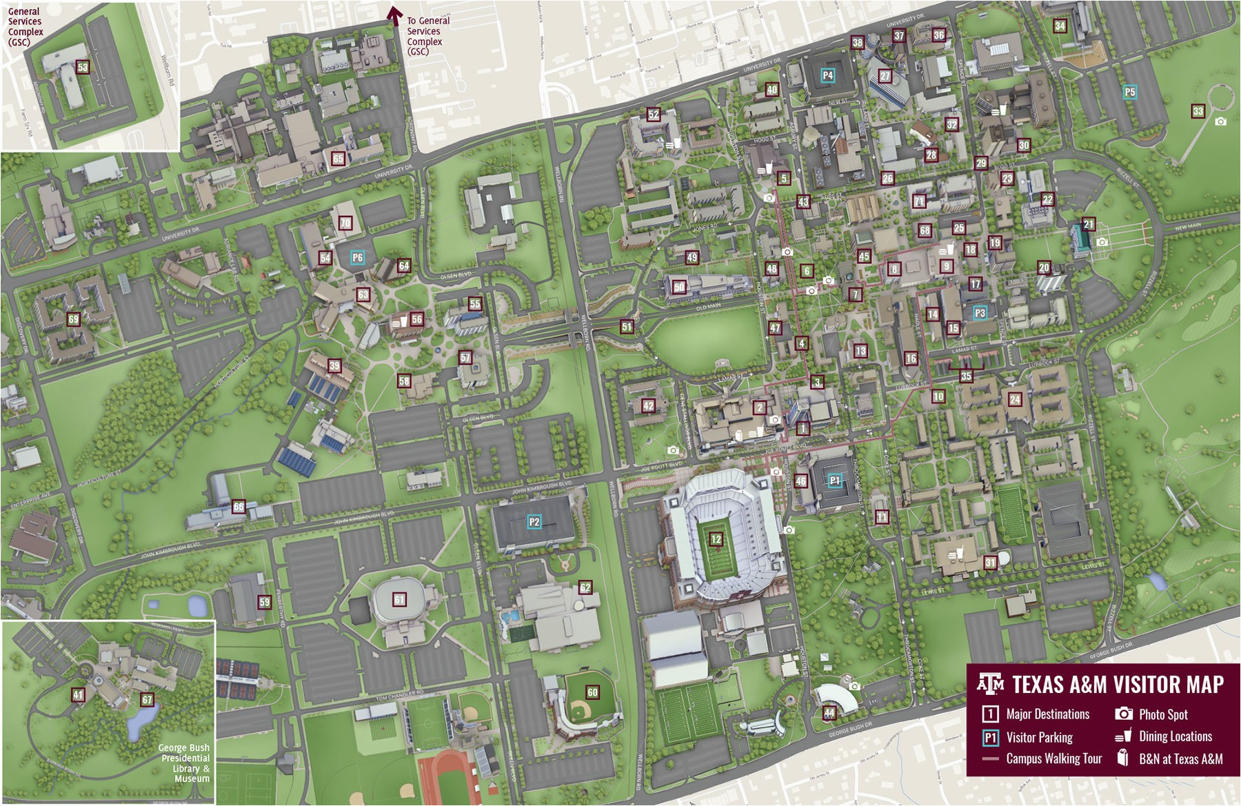 texas a and m campus map business ideas 2013