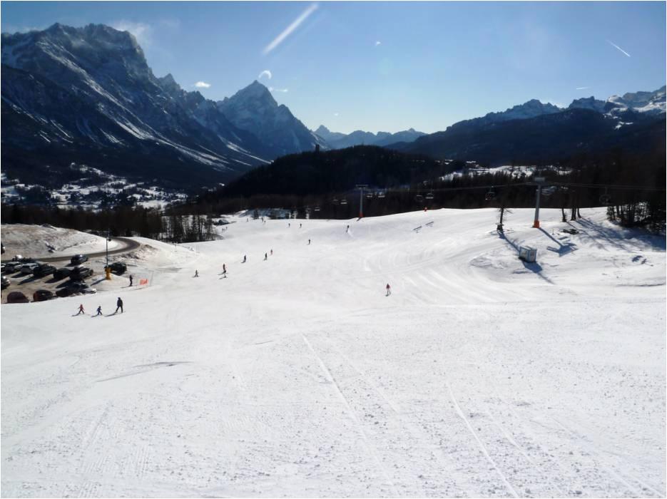 ski resort cortina d ampezzo skiing cortina d ampezzo