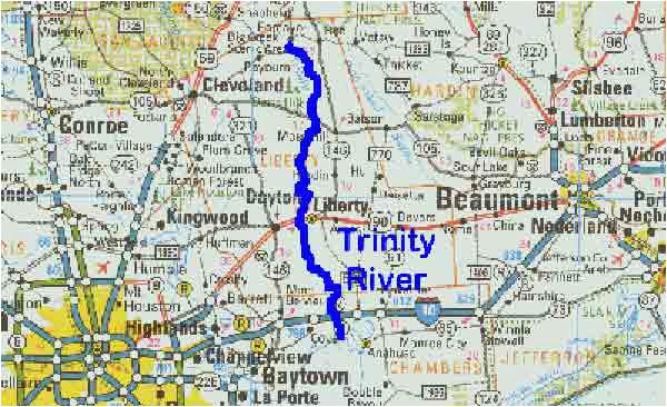 where is trinity texas on the map business ideas 2013