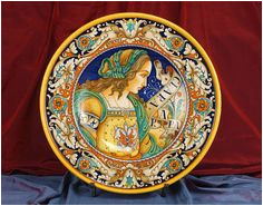 87 best the beauties of italy deruta pottery images in 2015