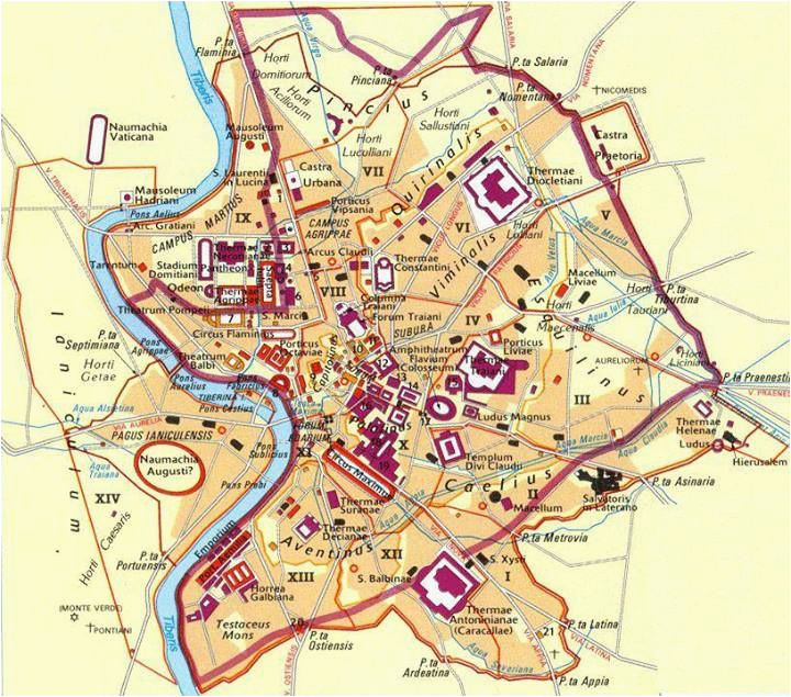 map of rome 350ce ancient rome rome ancient rome roman empire map