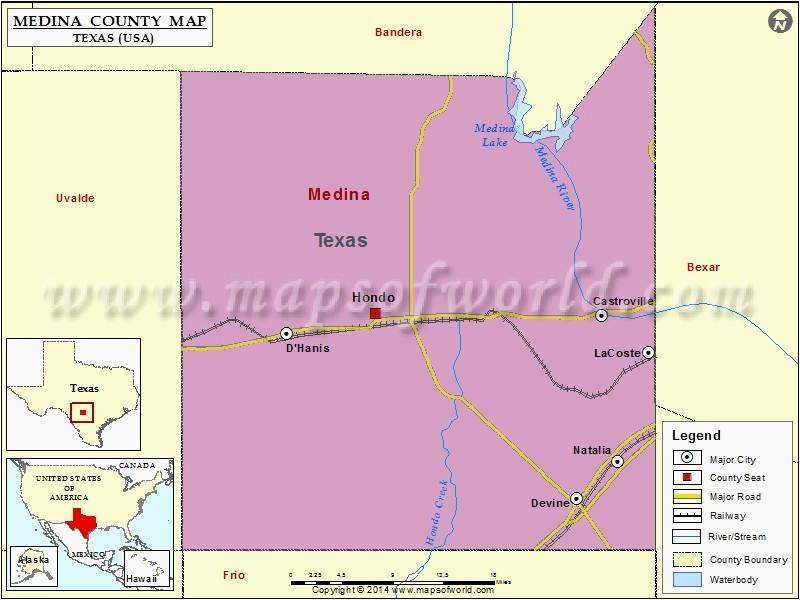 medina county texas map business ideas 2013