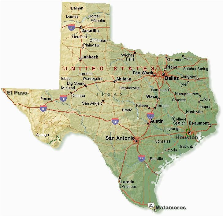 Dumas Texas Map State Map Texas Business Ideas 2013 – secretmuseum