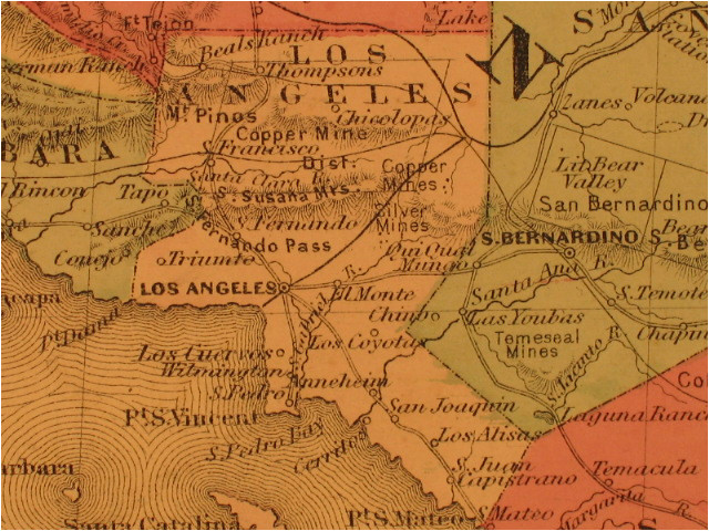 all over the map the southwestern united states in 1866 the