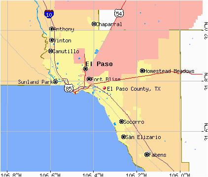 El Paso Texas Maps Google Google Maps El Paso Texas Business ...