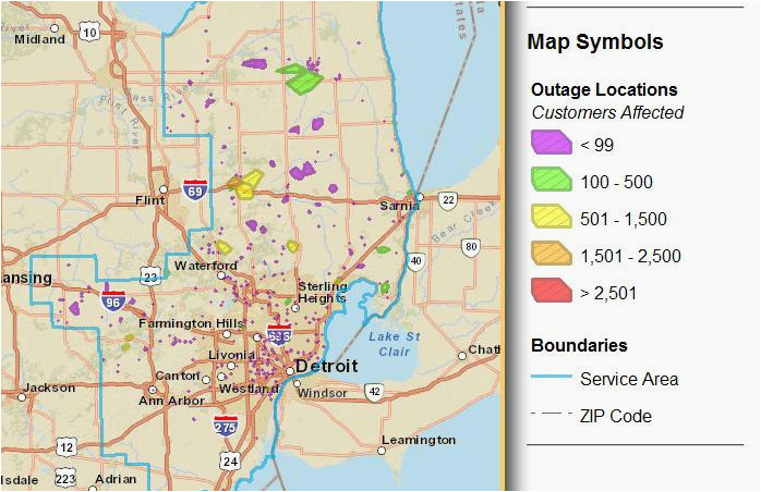 michigan consumers power outage map consumers energy power outage