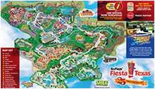 fiesta texas san antonio map business ideas 2013