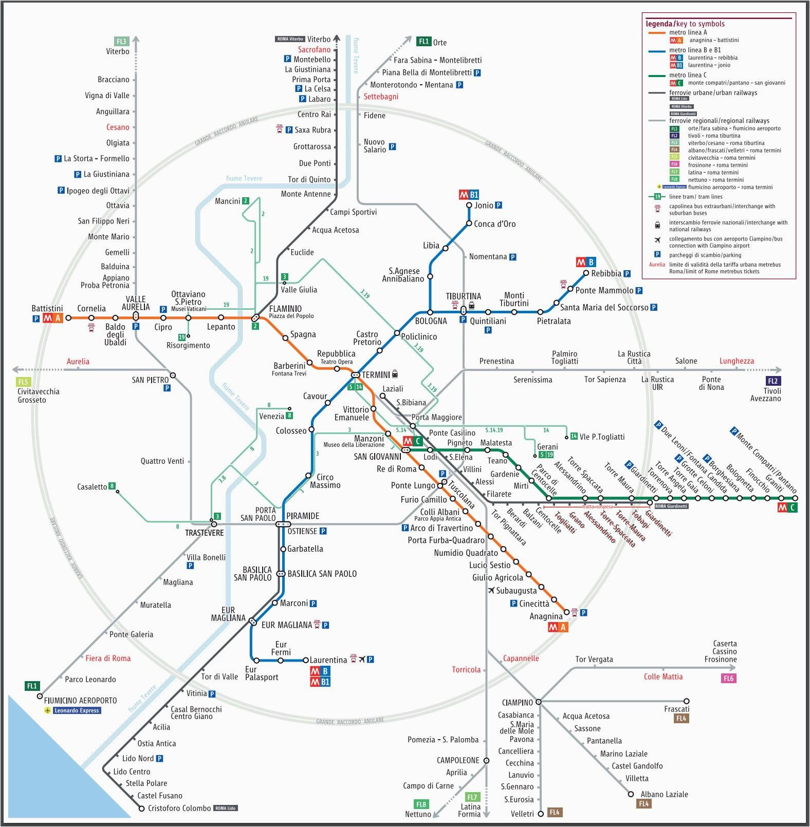how do i use rome s public transportation network rome vacation tips