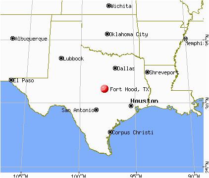 fort hood texas location map business ideas 2013