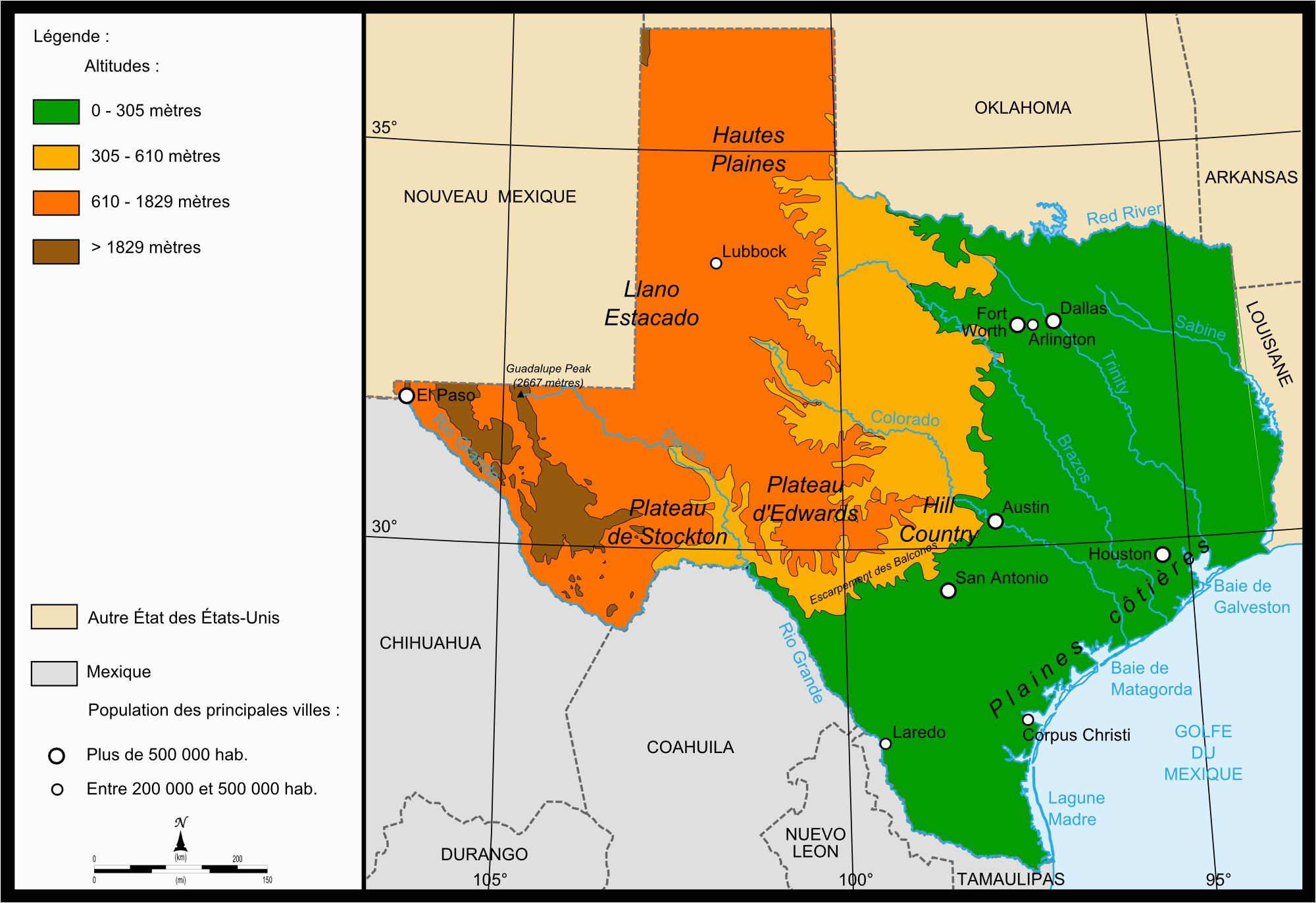 Geography Of Texas Map Geographical Maps Of Texas ... on geography books, history map, europe map, geography education, geography of india, population geography, map of australia map, geography climate, historical events map, indian geography, geography papers, map of greece, north america map, landforms map, geography game, prime meridian map, environmental geography, altitude map, current day map, italian culture map, ecological economics map, philippine geography, political map, asia map, mountain ranges map, government map, map of, climate map, human geography, the current weather map, geography of science, geographical map, astronomy map, atlas map,