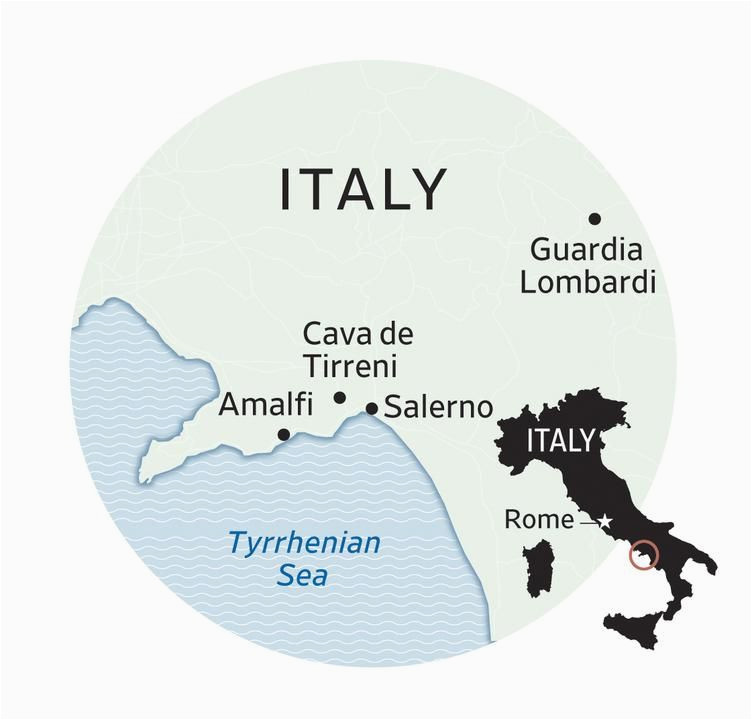 searching the amalfi coast for long lost family ties wsj