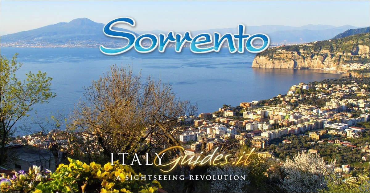 sorrento map interactive map of sorrento italy italyguides it