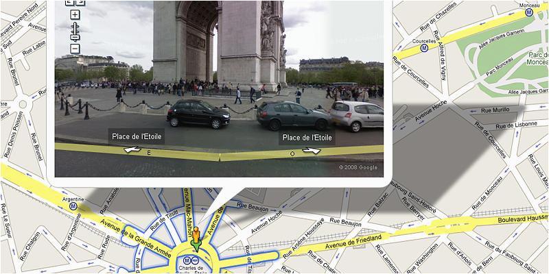 google street view virtueller stadtrundgang in europa focus online