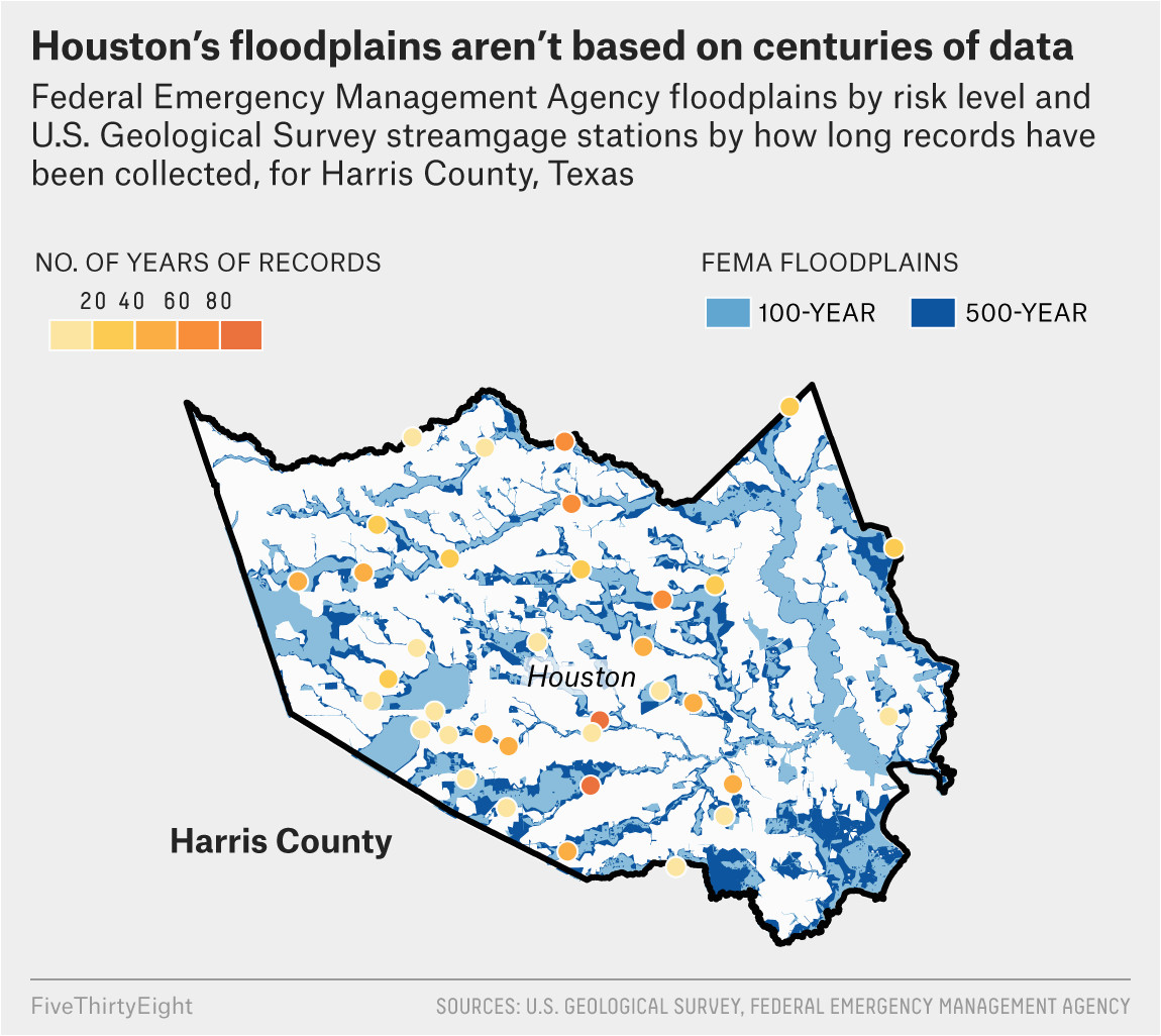 it s time to ditch the concept of 100 year floods fivethirtyeight