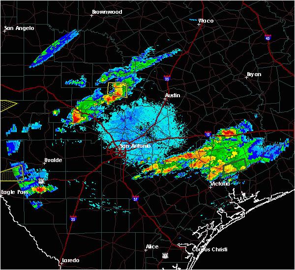 interactive hail maps hail map for horseshoe bay tx