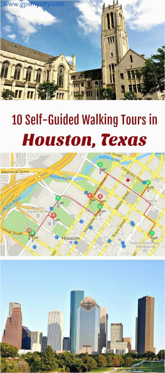 follow these 10 expert designed self guided walking tours in houston