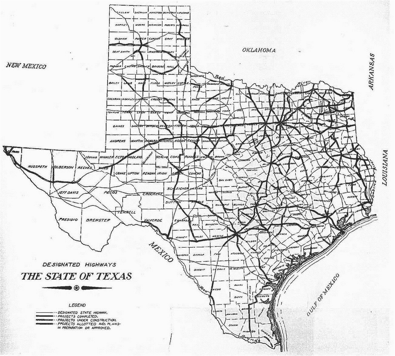 map of texas black and white sitedesignco net