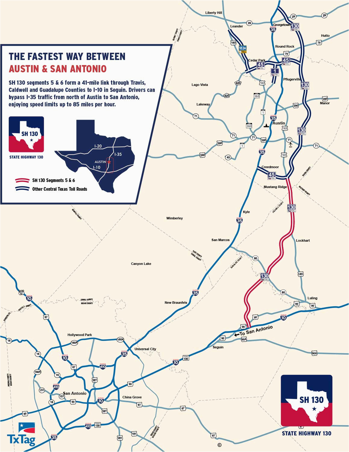 Map Of Interstate 69 In Texas.Interstate 69 Texas Map State Highway 130 Maps Sh 130 The Fastest