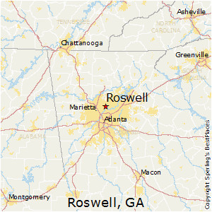 roswell texas map business ideas 2013