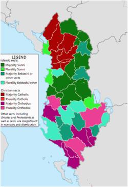 islam in albania wikipedia