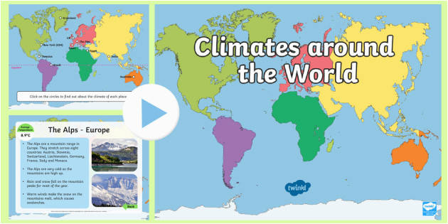 climates around the world powerpoint climates climates powerpoint