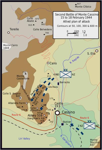 battle of monte cassino facts world war 2 battles battle of
