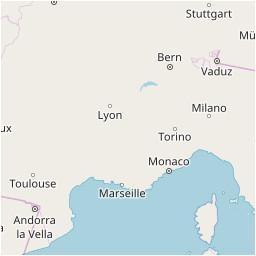 italian ski resort and airport map j2ski