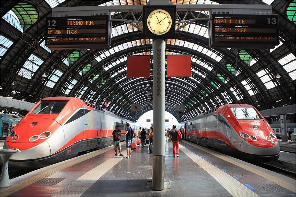 Italy Train Station Map Should You Buy An Italian Rail Pass