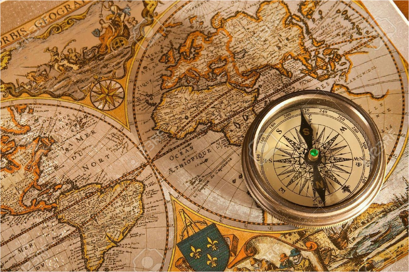 vintage maps and compass vintage maps and compass map compass