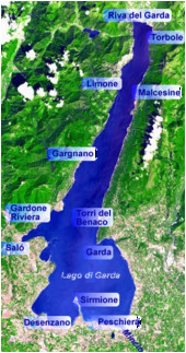 Lake Garda Italy Map Google Gardasee Wikipedia