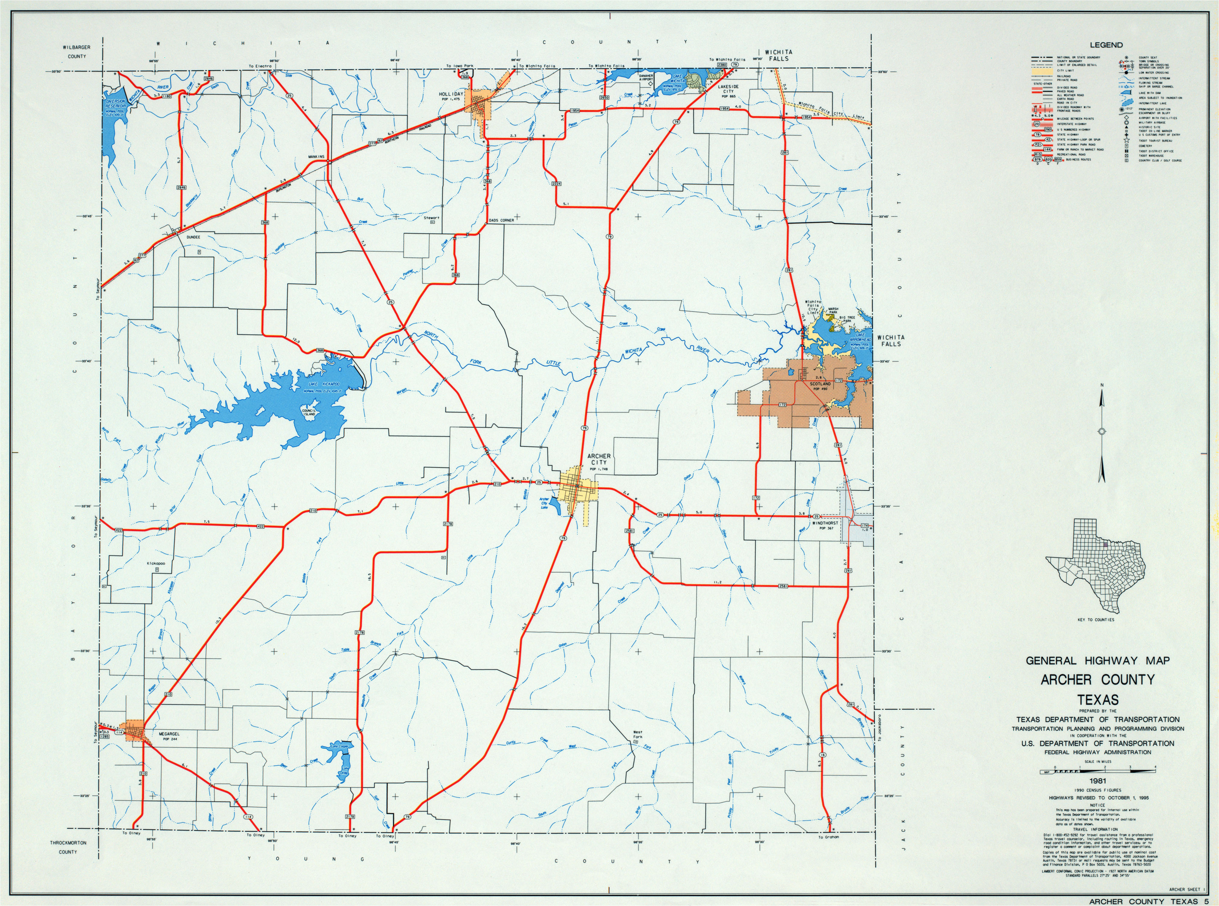 Lamar County Texas Map Texas County Highway Maps Browse