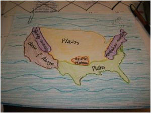 landforms in social studies other unit ideas 4th grade social