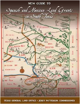 map document 83388 new guide to spanish and mexican land grants in