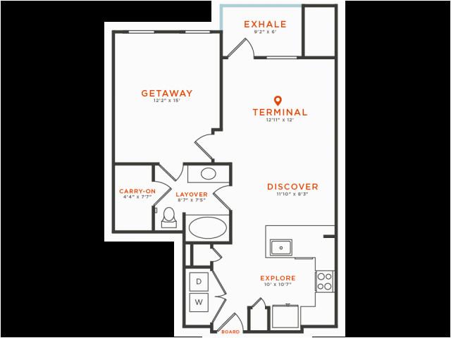 1 bed 1 bath apartment in las colinas tx cayman las colinas