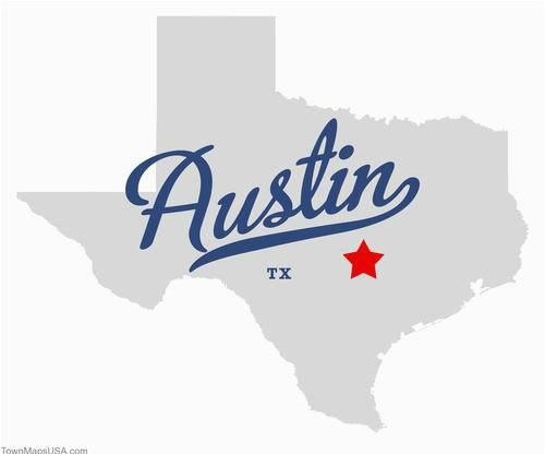where is austin texas on a map business ideas 2013