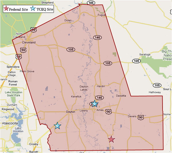 liberty county texas map business ideas 2013